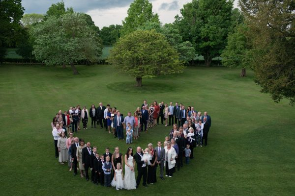 Wedding photography – Barrington Hall, Cambridgeshire