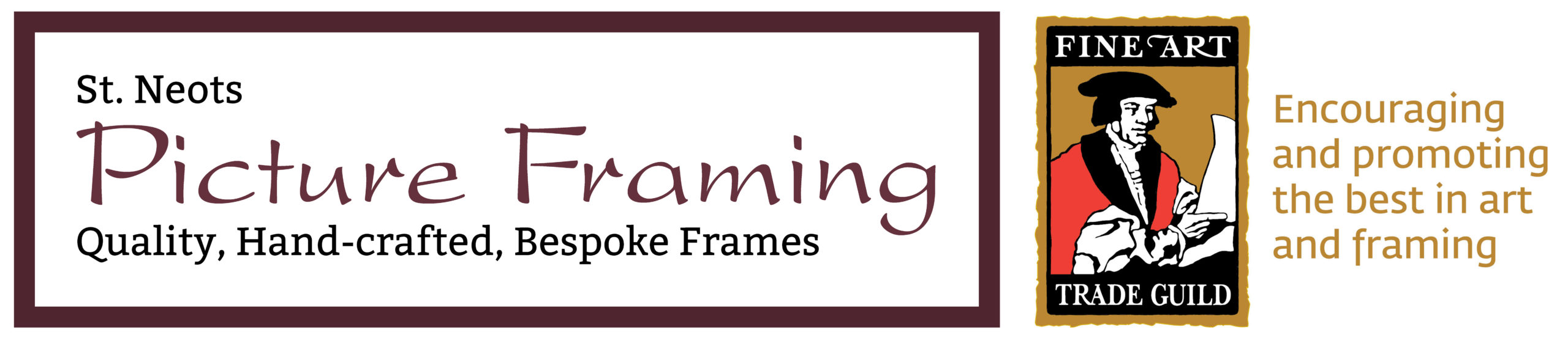 St Neots Picture Framing is a member of the Fine Art Trade Guild